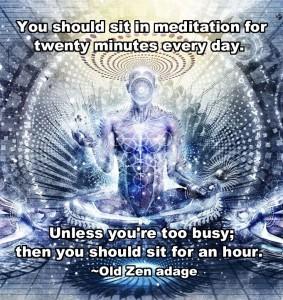 zen adage