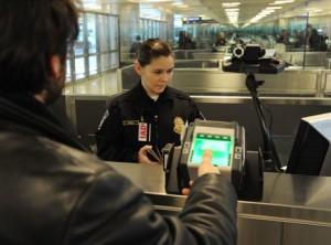 customs agent