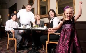 caos restaurante