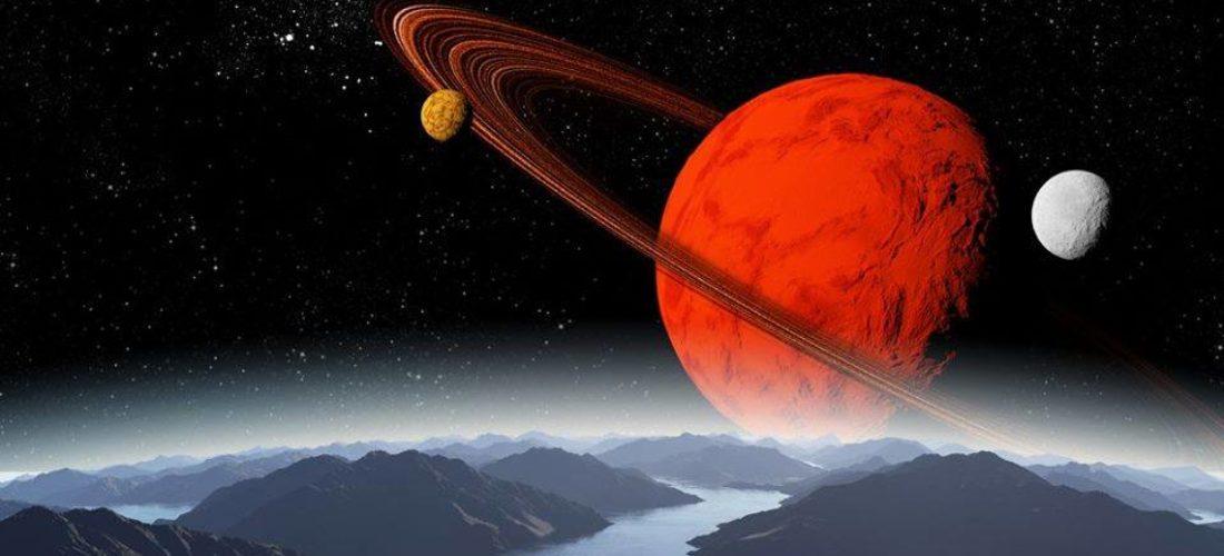 La Luna Roja, La Cuadratura Planetaria y sus Efectos