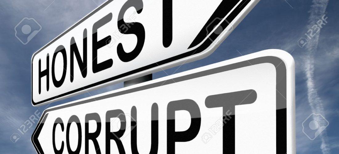 ¿El Camino de la Integridad o El Camino de la Corrupción?