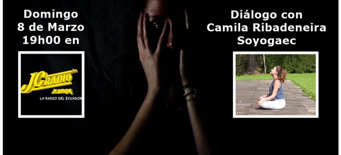 Superando las Adicciones con Camila Ribadeneira