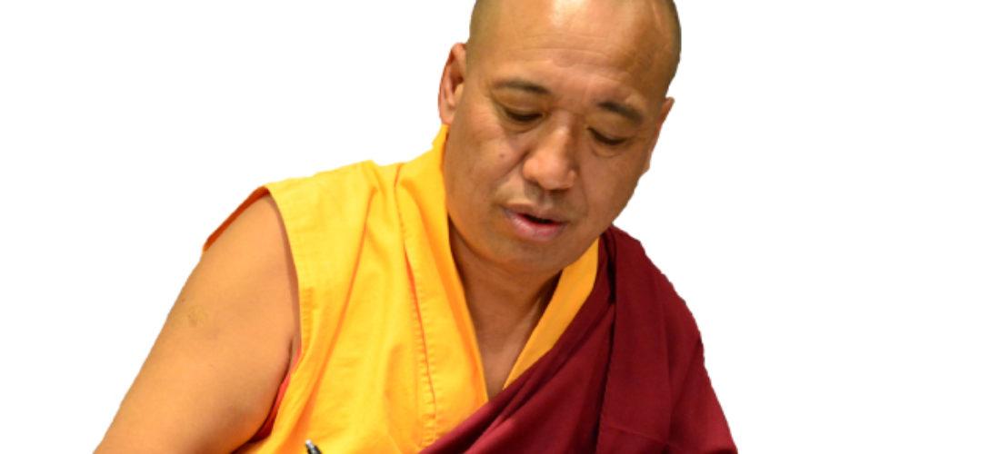 El Ego y las Emociones Negativas con Lama Gueshe Tenzing Tamding