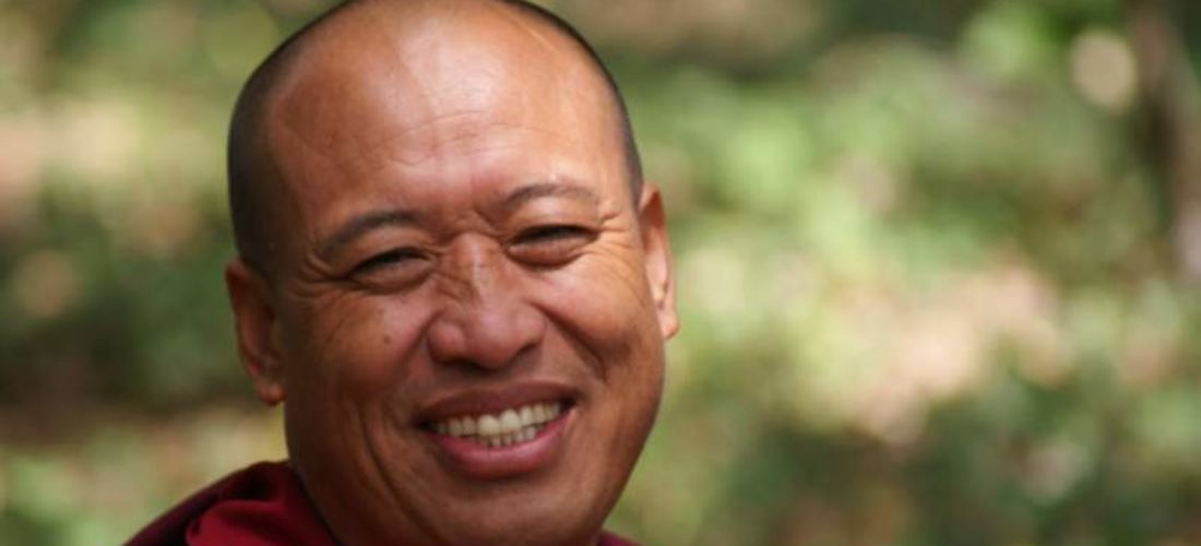La Felicidad es una Semilla en Todos con Lama Gueshe Tenzing Tamding